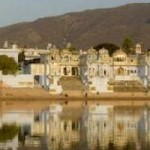The Peaceful Pushkar Town in Rajasthan